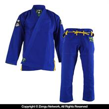 Inverted Gear 3.0 Blue BJJ Gi